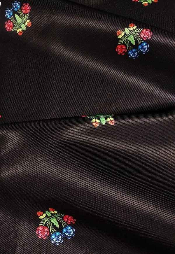 Плательно-костюмная ткань ВК 155