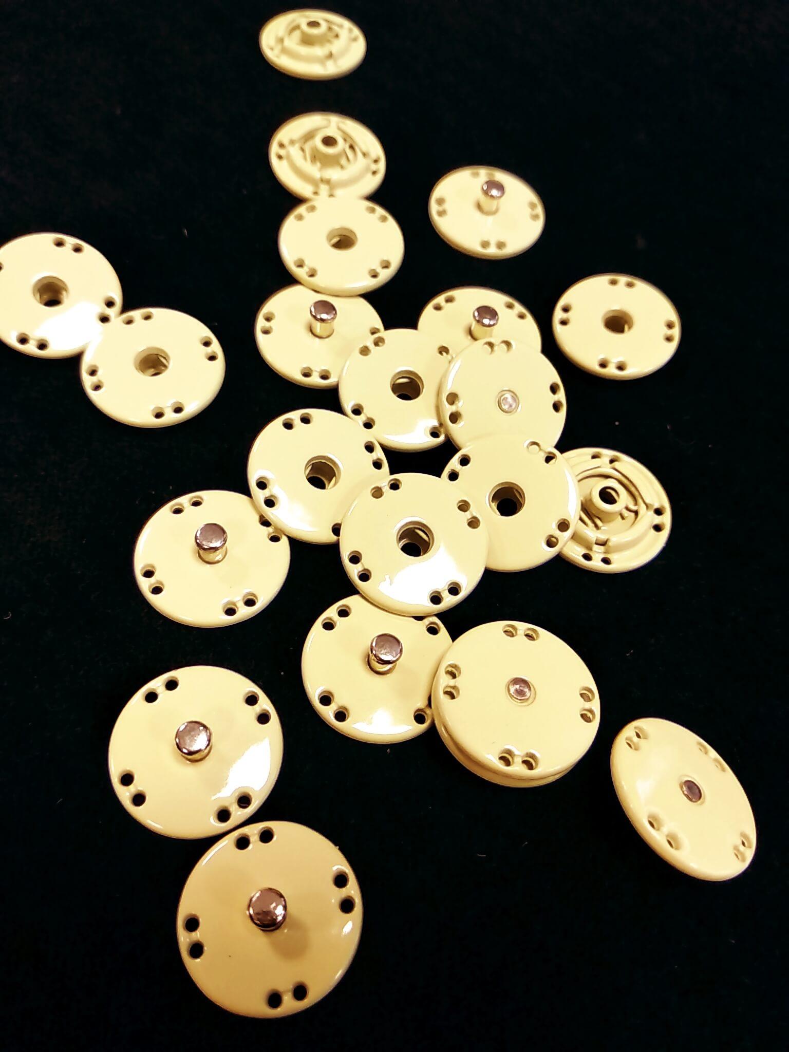 Кнопки пришивные ФКП 86