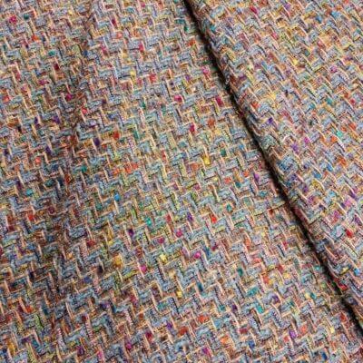 Костюмная ткань в стиле шанель УК 43