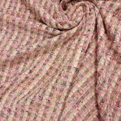 Костюмная ткань в стиле шанель УК 55