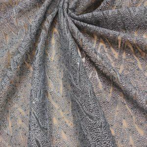 Вышивка на сетке УК 160
